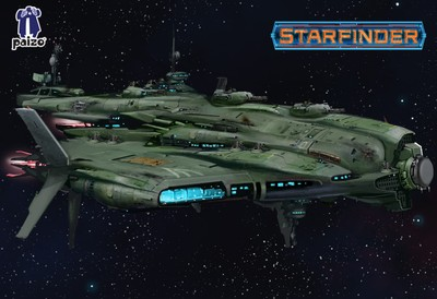 Image of Starfinder Veskarium Starships SoundPack