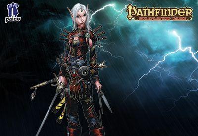 Image of Pathfinder Rogue - Merisiel