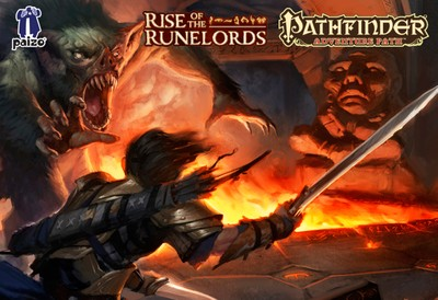 Image of Rise of the Runelords: Burnt Offerings SoundPack