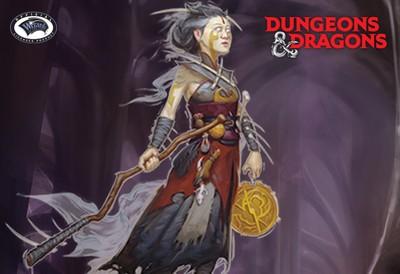 Image of Warlock spells D&D