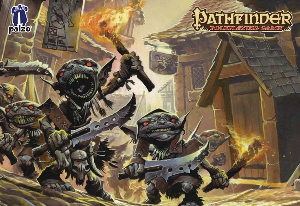 Image of Goblin battle