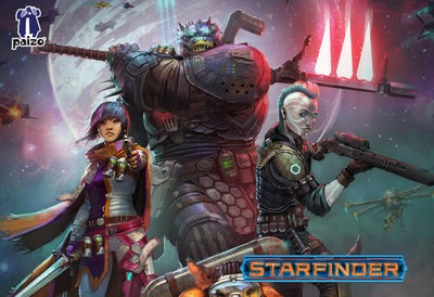 Image of Ultimate Starfinder MegaPack
