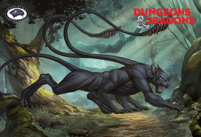 Image of Displacer beast