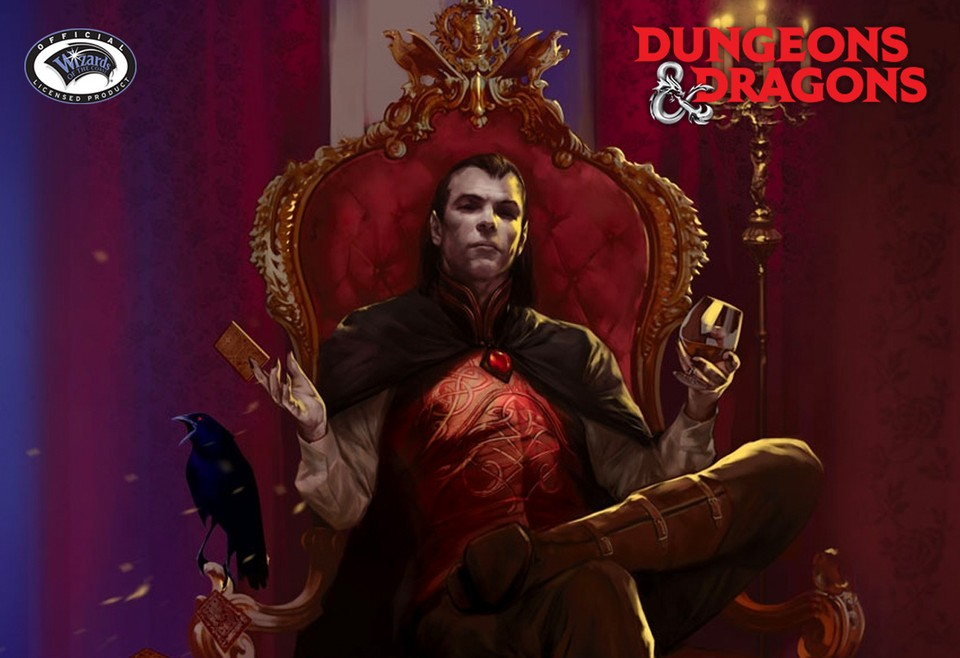 Image of Curse of Strahd Chapters 1 to 3 & Death House SoundPack