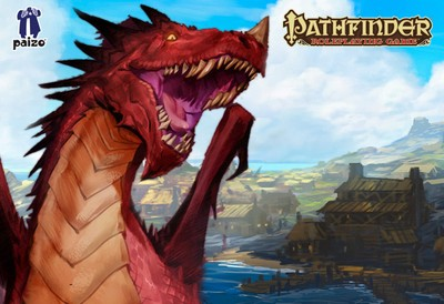 Image of Red dragon city raid - Free with Syrinscape Fantasy Player