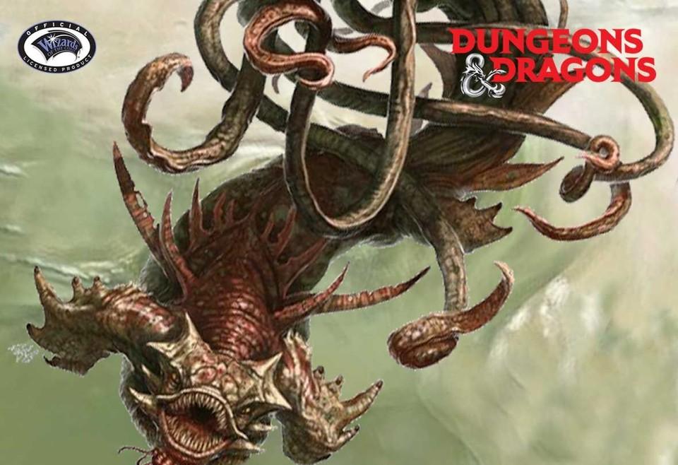 Image of Kraken boss battle