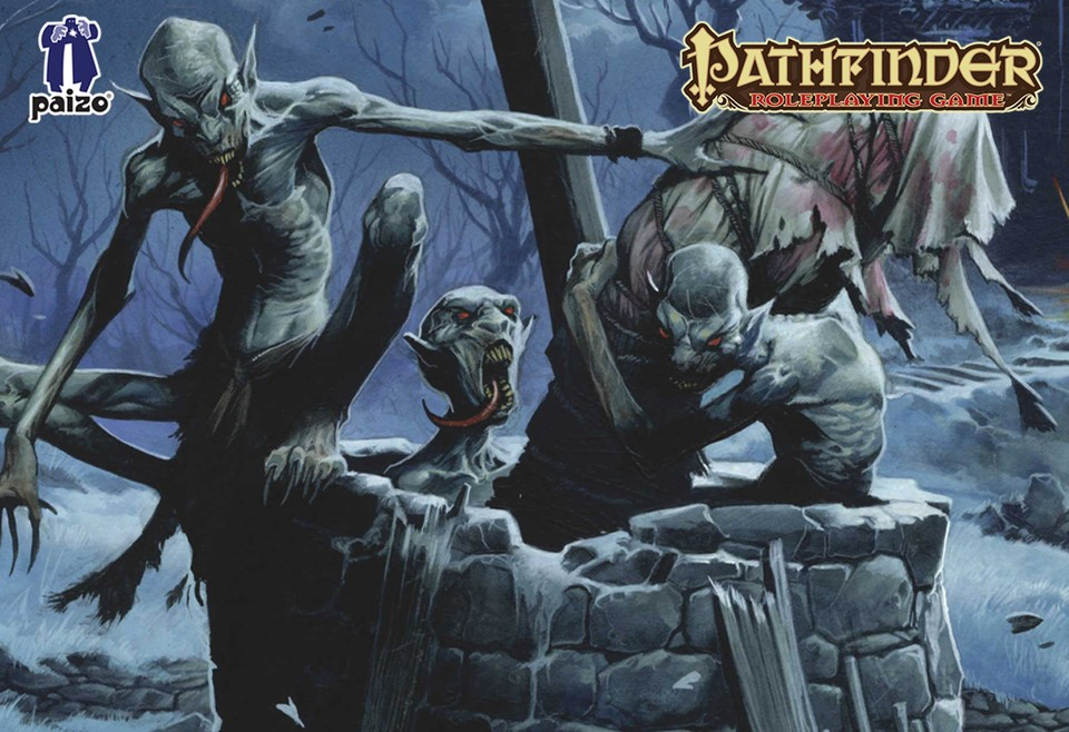 Image of Ghoul battle