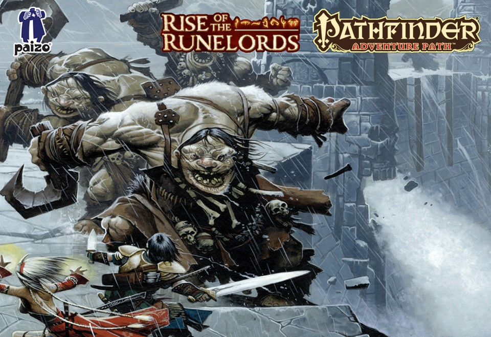 Image of Rise of the Runelords: Hook Mountain Massacre SoundPack