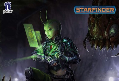 Image of Starfinder Beginner Box: Steel Talon's lair